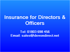 Directors and officers liability insurance cover